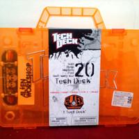 KOPER TECH DECK + 1TECH DECK edisi ALIEN WORKSHOP