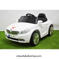 mainan anak/mainan remot/Mobil accu/Mobil Accu BMW 6V