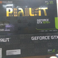 Vga Digital Alliance Geforce GTX 1070Ti 8Gb dual fan DDR5