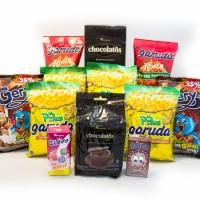 Paket Snack Garuda Food Paket 3 All In Super Lengkap