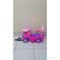 SHP BJ 597 - mainan mobil dorong - mobil dorong barbie - mainan anak