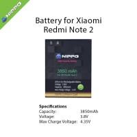 harga Baterai Hippo Xiaomi Redmi Note 2 Bm45 3850 Mah Garansi Resmi Tokopedia.com