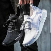 Termurah Adidas Nmd R1 Primeknit Japan Black And White Premium Origin