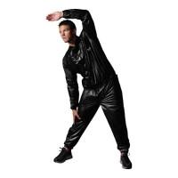 WCJ2 Baju Sauna Suit OMG Jaket Celana Olah Raga Pria Wanita Best Qual