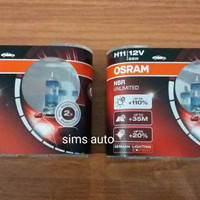 Lampu Osram H11 NBR Unlimited ( NBU ) 12V 55W