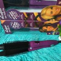 Instyler 2in1 ori ionic hair styler bkn nova sonar kemei ladystar mxna