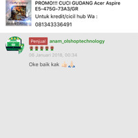 Laptop Acer Murah Aspire E5-475G-73A3 GR Core I7-7500U 8jutaan