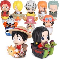 Jual 2014 McDonald s Happy Meal Toys One Piece Boat FULL SET Limited