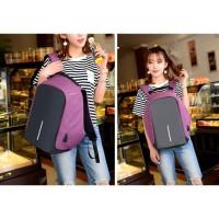 tas ransel Tas Model XD Design Backpack Anti Theft / Tas Punggung