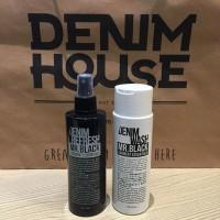 WE15/Mr Black Denim Refresh & Denim Wash