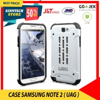 Casing Case Samsung Note 2 II UAG Slim Kuat Anti Crack Shockproof