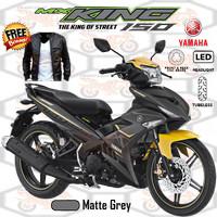 Yamaha Jupiter MX King 150 (Matte Grey) BEKASI-CIKARANG-DEPOK