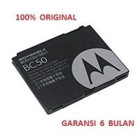 100% ORIGINAL MOTOROLA Battery BC50 / Aura,C168,C257,C261