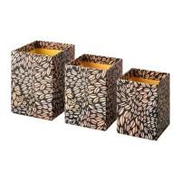 Harga diskon ikea hejsan kotak atk isi 3 stationery | Pembandingharga.com