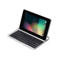 (Murah) Flip Cover + Bluetooth Keyboard for Google Nexus 7 2012