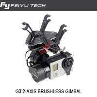 (Dijamin) FEIYU G3 2-AXIS BRUSHLESS GIMBAL (PHANTOM MOUNT)