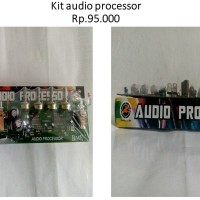 Kit Audio Processor