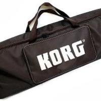 Tas Keyboard Korg Micro Arranger / Korg X5D Dark Brown Murah