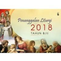 Kalender Liturgi 2018 Kanisius BRO79