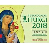 Kalender Liturgi 2018 BRO79