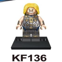 (Sale) Thor KF136 Marvel Avengers Super Heroes Brick Minifigure