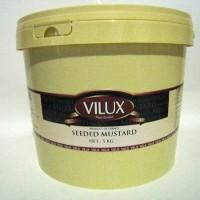 Dijon Vilux Seeded Mustard Termurah 5kg