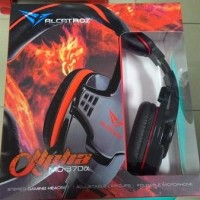 Headset Gaming Alcatroz Alpha Mg370
