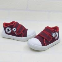 harga Sepatu Anak Keren Velcro Baby Sport Marun Perekat 1 2 3 Tahun Sku-zzm Tokopedia.com