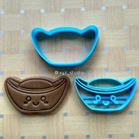 CNY Gold Cookie Cutter