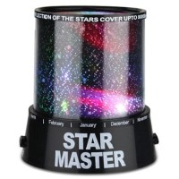 LAMPU TIDUR STAR MASTER - PROJECTOR LED NIGHT