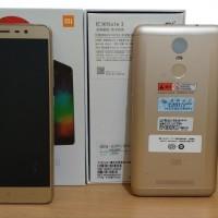 XIAOMI REDMI NOTE 3 PRO [RAM3/32GB] - GOLD - GARANSI 1 TH!