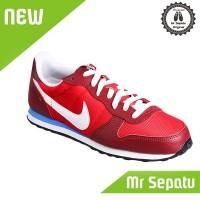 Diskon Sepatu Casual Original Nike Genicco TM Red White 644441-614 BNI