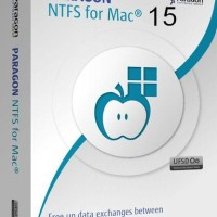 Paragon NTFS for Mac 15 2018