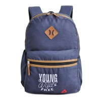 Tas Ransel Amooba Backpack Young & Free New A70030 - Dongker