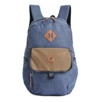 Tas Ransel Amooba Backpack California New A70040 - Dongker