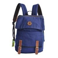 Tas Ransel Amooba Backpack Billy A70003 - Dongker