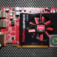 AMD ATI Firepro V4900 - Display Card 3D - VGA Workstation 1 GB DDR5