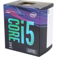 Intel Core i5 8400 BOX 2.8Ghz Up To 4.0Ghz - Socket 1151 Coffee Lake