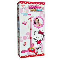 happy little singer /microphone HK mp3/mainan anak perempuan