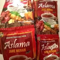 Aslama Jahe Herbal