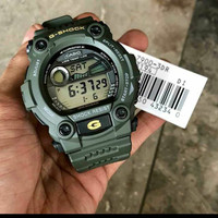 Jam tangan G-shock g 7900-3dr