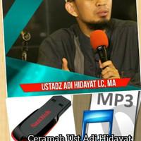 Flashdisk ceramah Ustadz Adi Hidayat mp3