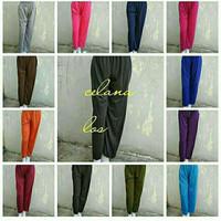 celana loss panjang JUMBO/dalaman gamis rok hijab/celamis big size