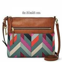 Tas Wanita FOSSIL Ori Murah / SALE / Fossil / Original / Crossbody Bag