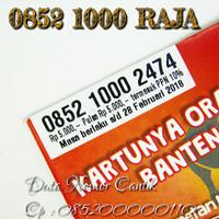 Nomor Cantik AS Triple 1000 RAJA Kartu Perdana Telkomsel Murah meriah
