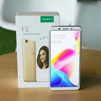 HP OPPP F5 New Selfiee (oppo F5 New Edition 4G Lte) Ram 4/32Gb Resmi