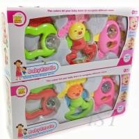 Baby Rattle 3 pcs / Mainan Bayi