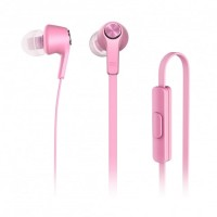 Xiaomi Mi Piston Huosai Earphone Colorful Edition - PINK - OEM