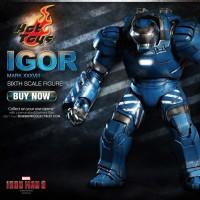 Hot Toys IRONMAN IGOR / Hottoys IRONMAN IGOR