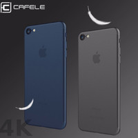 iPhone 6/6s/6+/7/7 Plus - Cafele Case Hybrid Casing Matte Cases Cover